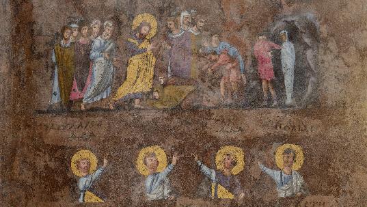 Codex e Settimana Santa